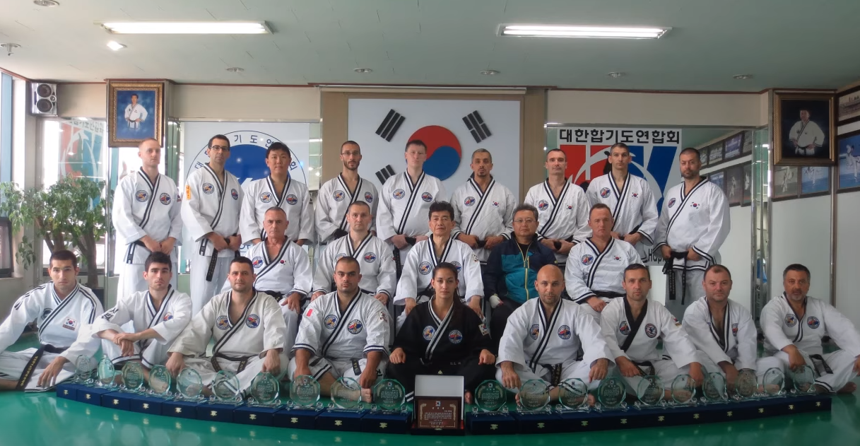 HAPKIDO JJK – Korea Summer 2015