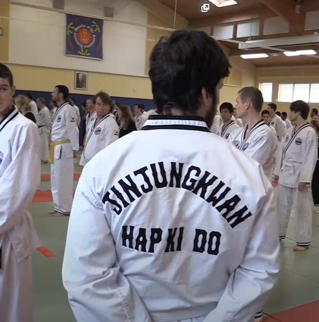 Hapkido JJK – Color belts seminar 2015