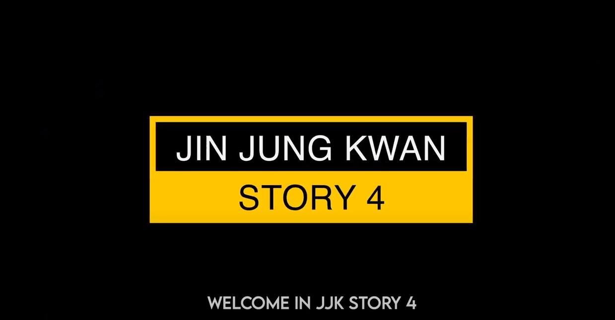 JJK STORY 4 : Master Yeon Seung Ho